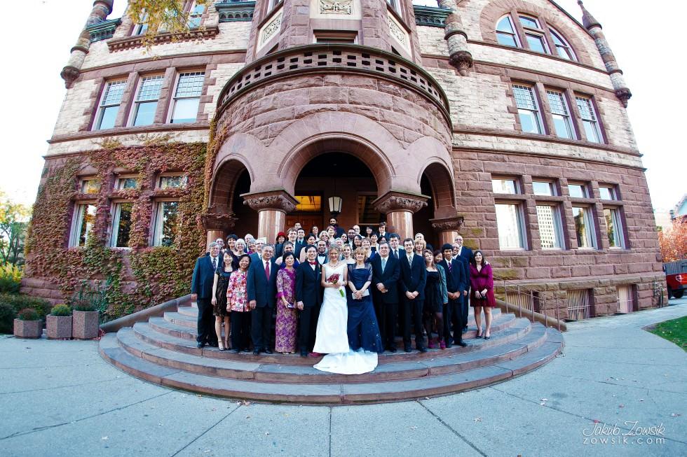 Toronto. Dominika & Michael – ceremonia zaślubin 56