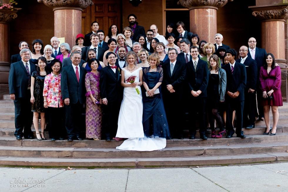 Toronto. Dominika & Michael – ceremonia zaślubin 57