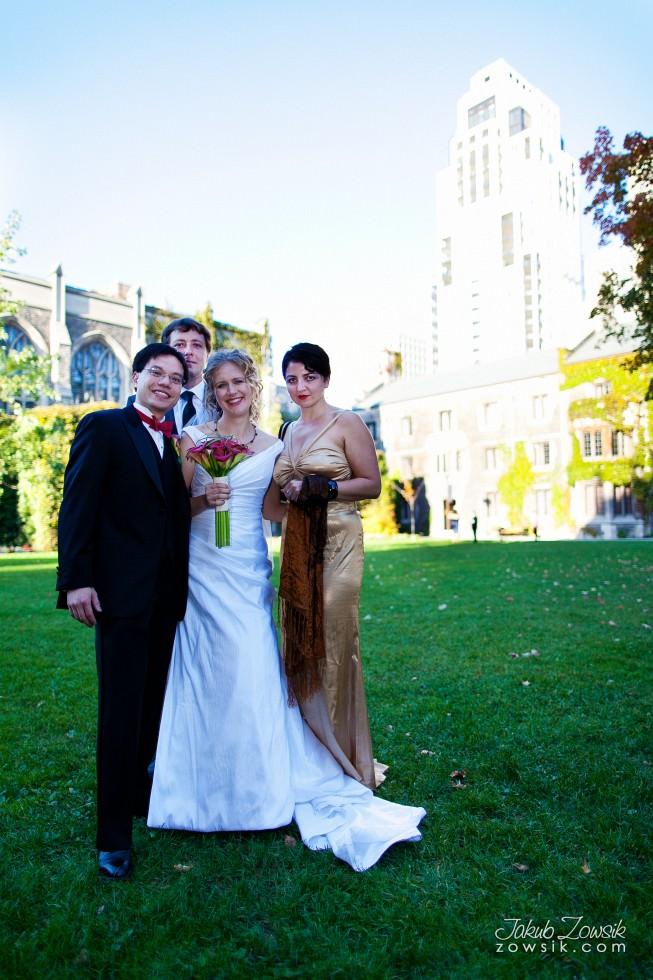 Toronto. Dominika & Michael – ceremonia zaślubin 58