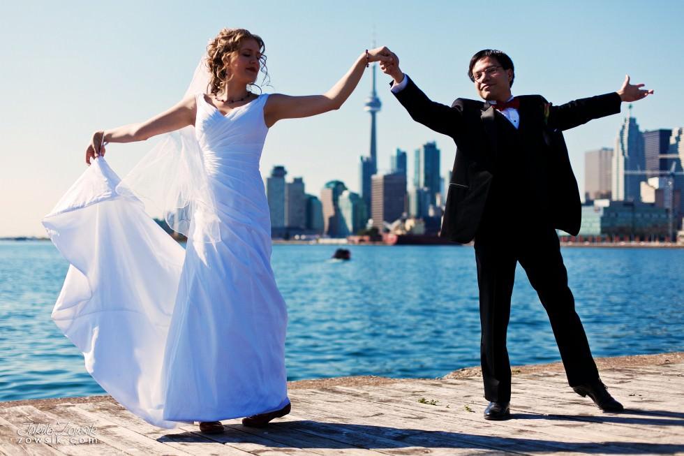 Toronto. Dominika & Michael – plener 10