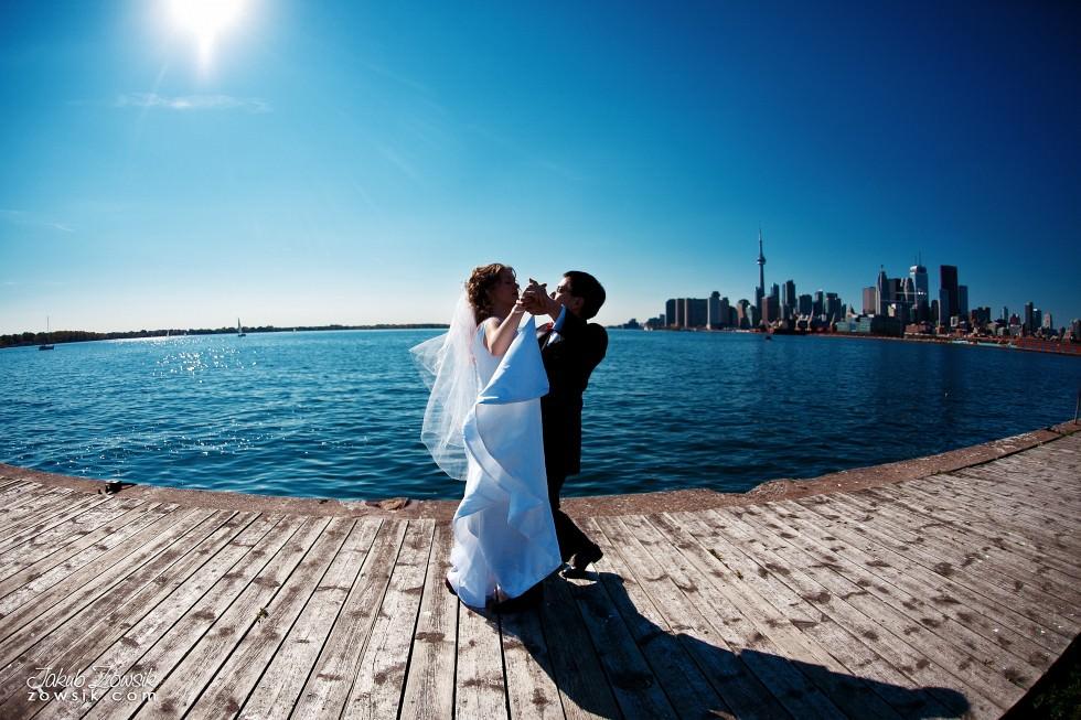 Toronto. Dominika & Michael – plener 11
