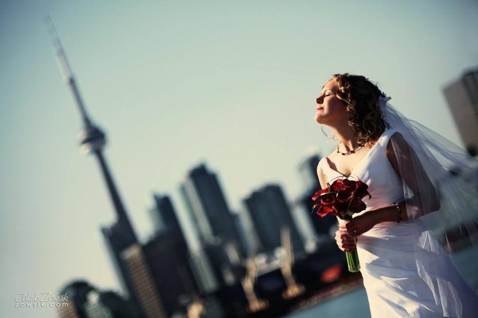 Toronto. Dominika & Michael – plener 16