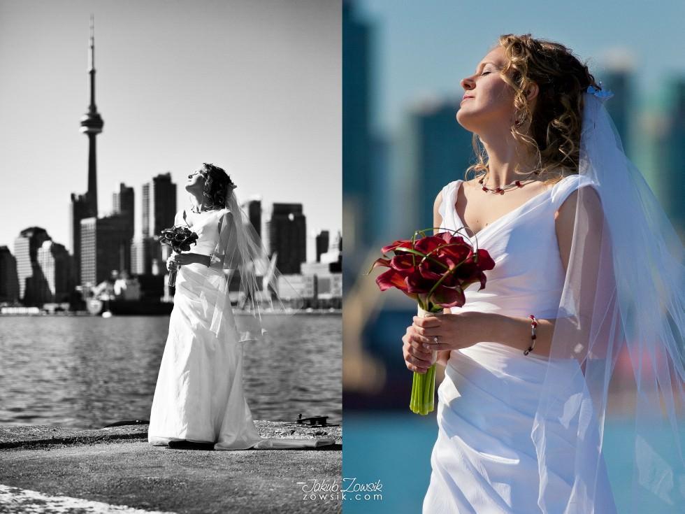 Toronto. Dominika & Michael – plener 17