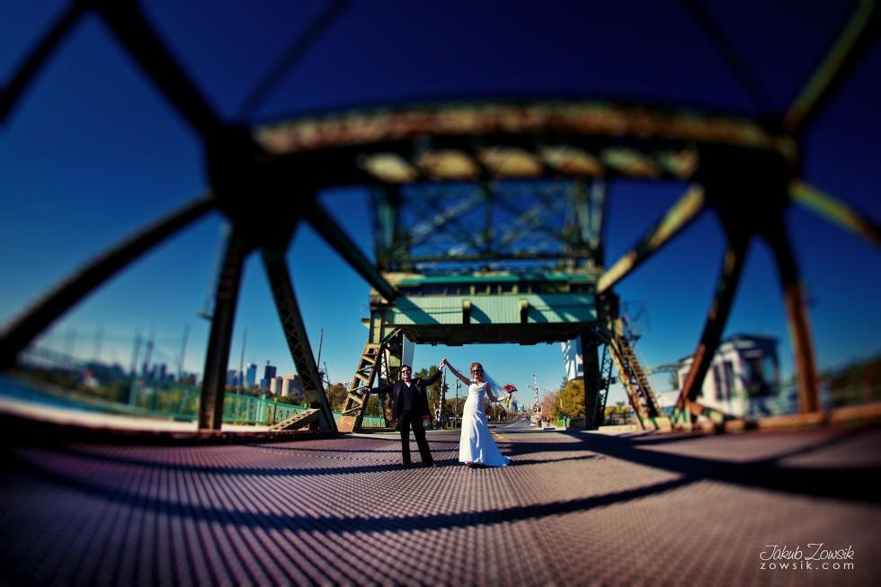 Toronto. Dominika & Michael – plener 23