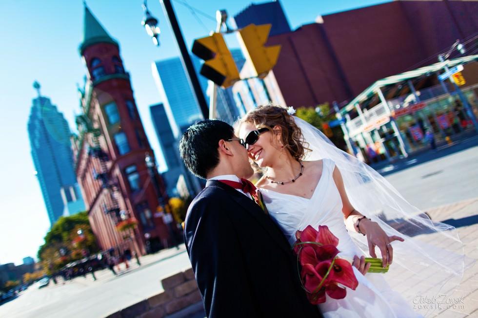 Toronto. Dominika & Michael – plener 29