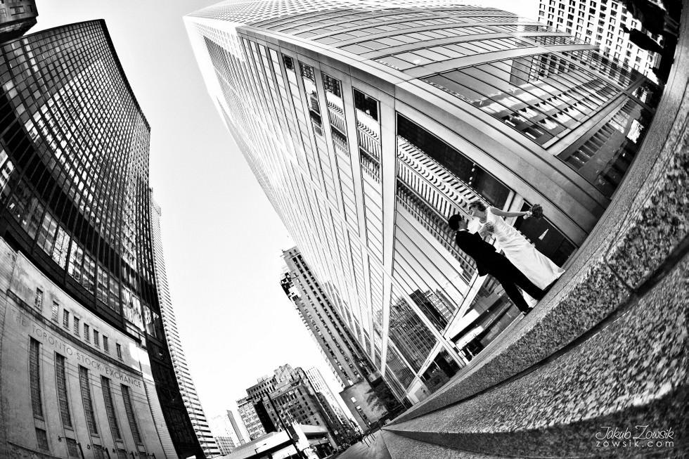 Toronto. Dominika & Michael – plener 35