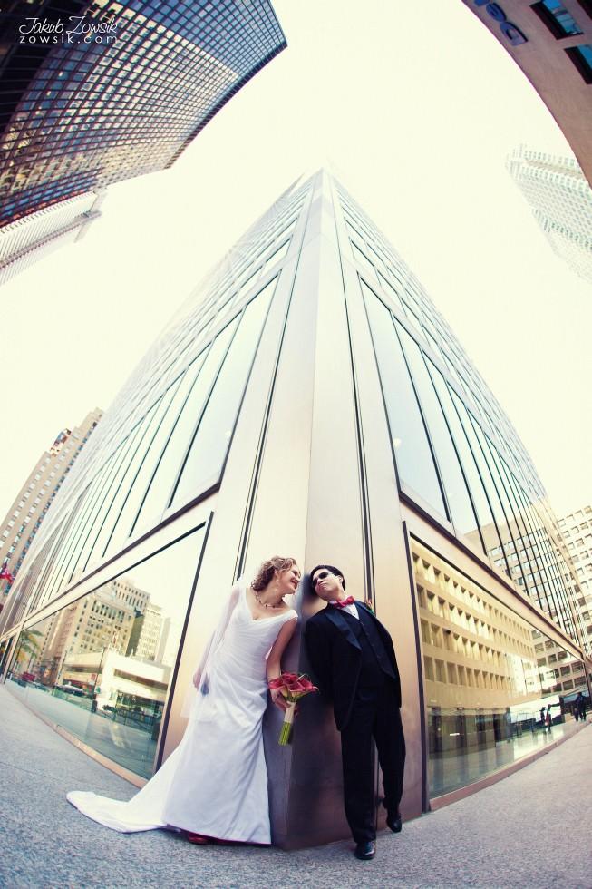 Toronto. Dominika & Michael – plener 36