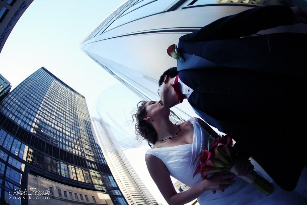 Toronto. Dominika & Michael – plener 38