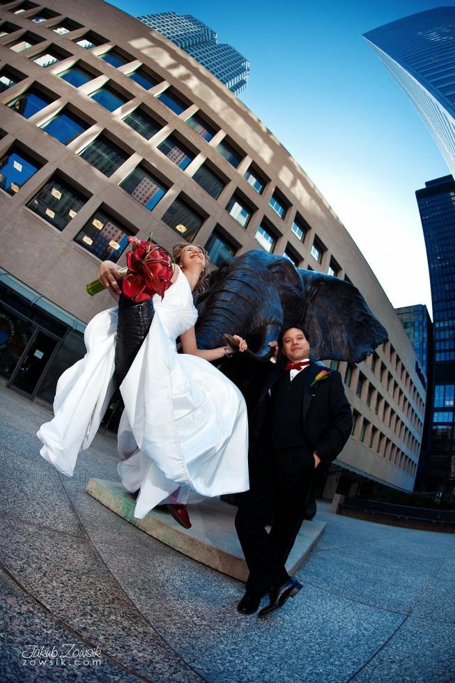 Toronto. Dominika & Michael – plener 42