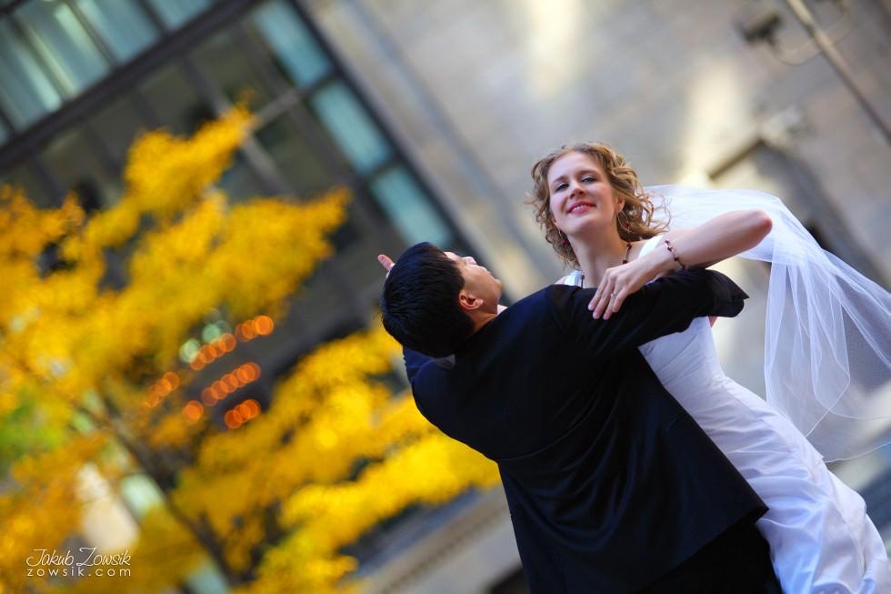Toronto. Dominika & Michael – plener 43
