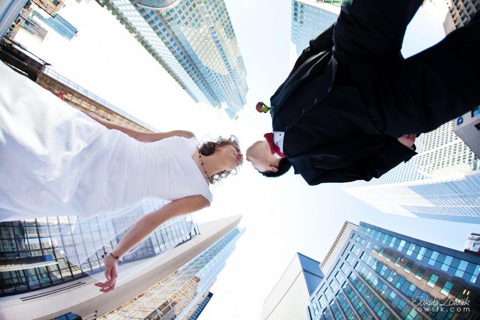 Toronto. Dominika & Michael – plener 44