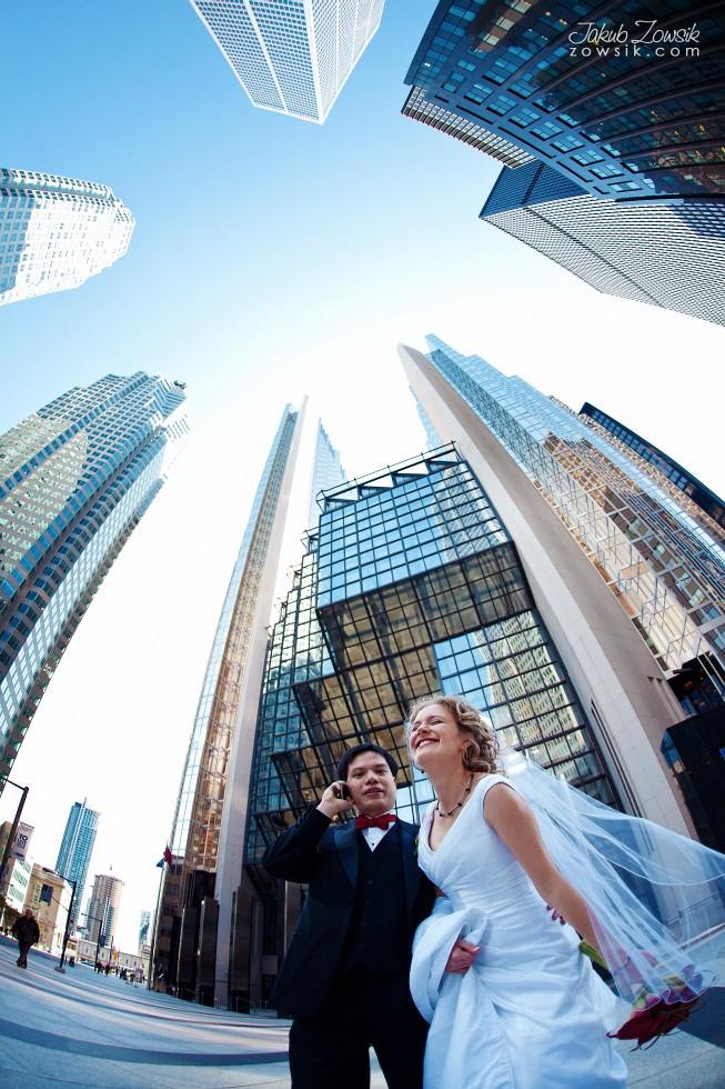 Toronto. Dominika & Michael – plener 45