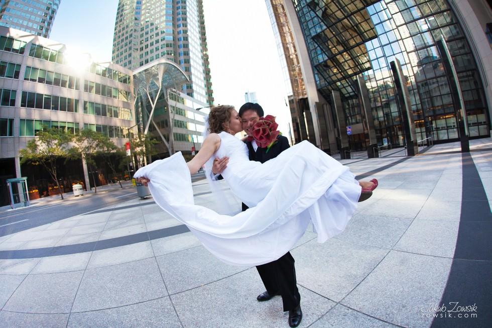 Toronto. Dominika & Michael – plener 46