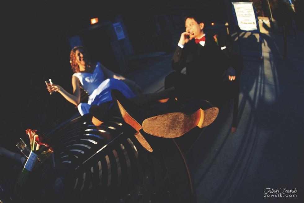 Toronto. Dominika & Michael – plener 53
