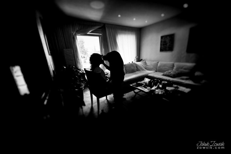 Toronto. Dominika & Michael - przygotowania. 21