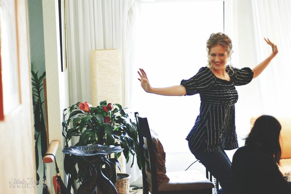 Toronto. Dominika & Michael - przygotowania. 32