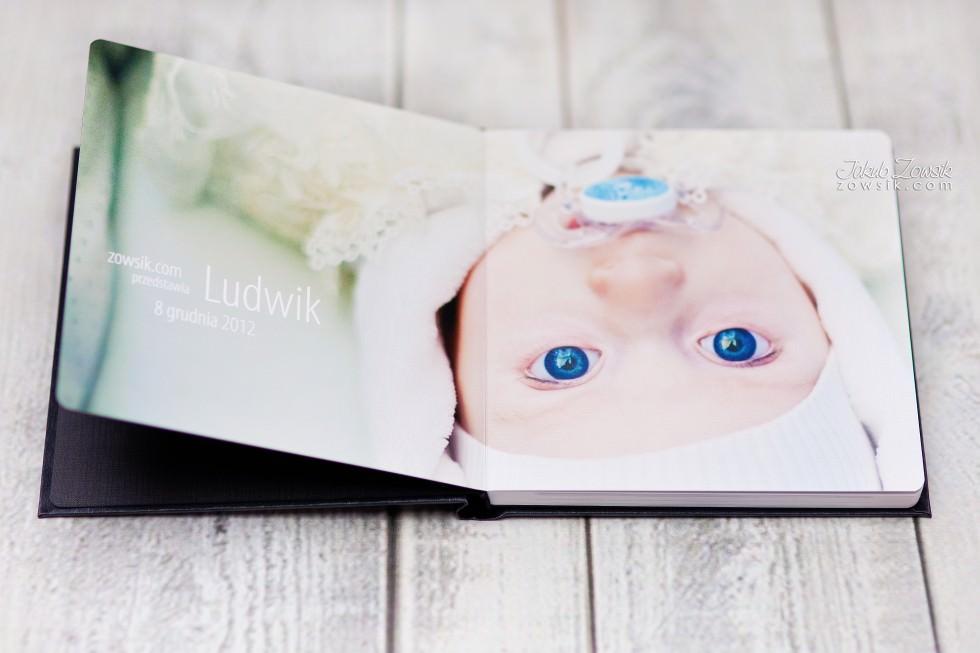 Ekskluzywny fotoalbum, etui na DVD + płyty dvd. Chrzciny Ludwika. 3