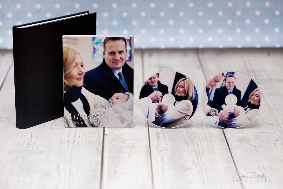 Ekskluzywny fotoalbum, etui na DVD + płyty dvd. Chrzciny Ludwika. 32