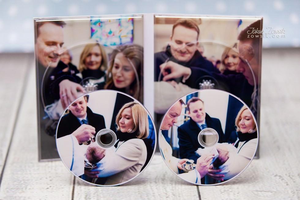 Ekskluzywny fotoalbum, etui na DVD + płyty dvd. Chrzciny Ludwika. 28