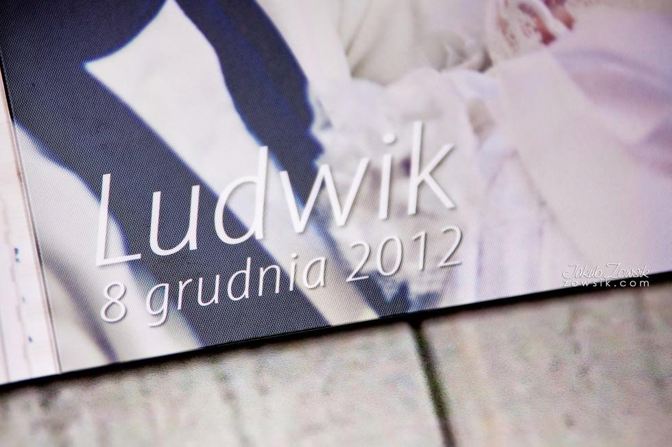 Ekskluzywny fotoalbum, etui na DVD + płyty dvd. Chrzciny Ludwika. 29