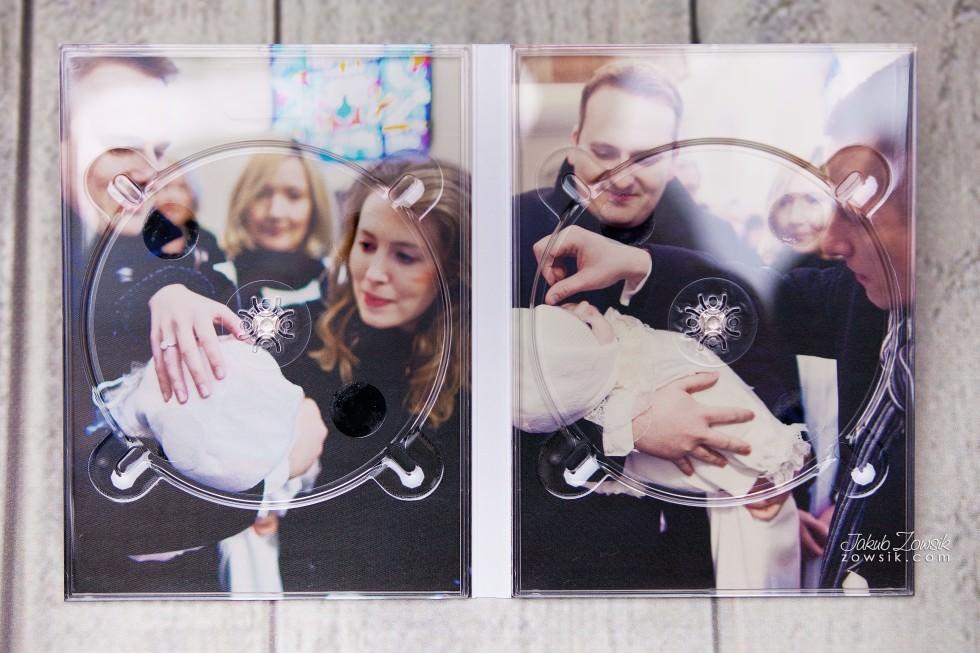 Ekskluzywny fotoalbum, etui na DVD + płyty dvd. Chrzciny Ludwika. 26