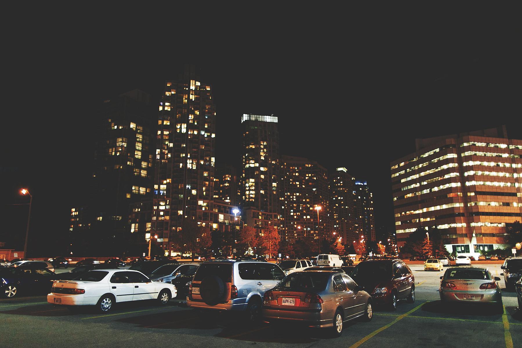 Toronto, dzień 1