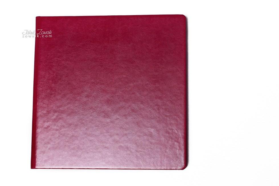 Ekskluzywny fotoalbum, pakiet 1+2 (30x30cm + 2x 20x20cm), etui na dvd, dvd nadruk. Magdalena i Piotr. 1