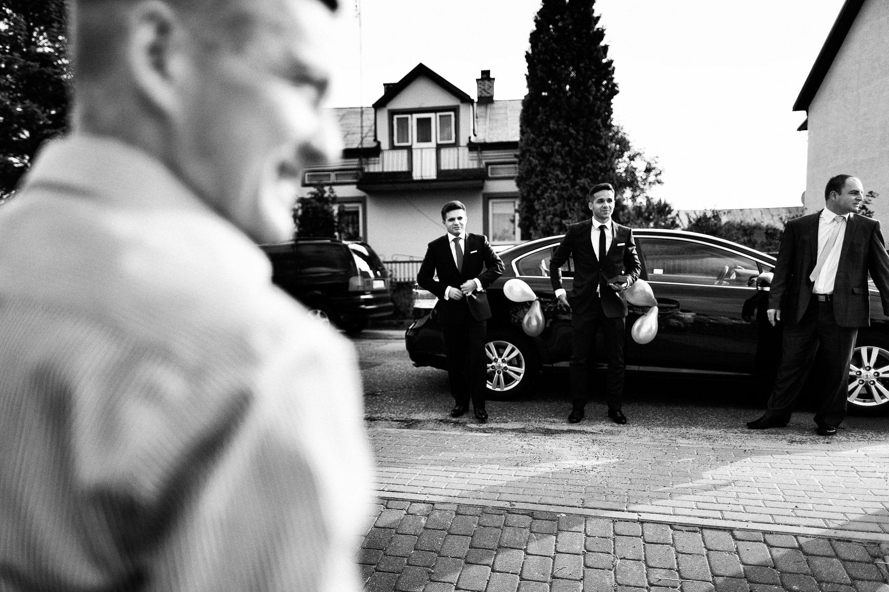 Przed ślubem. Ola i Łukasz.
