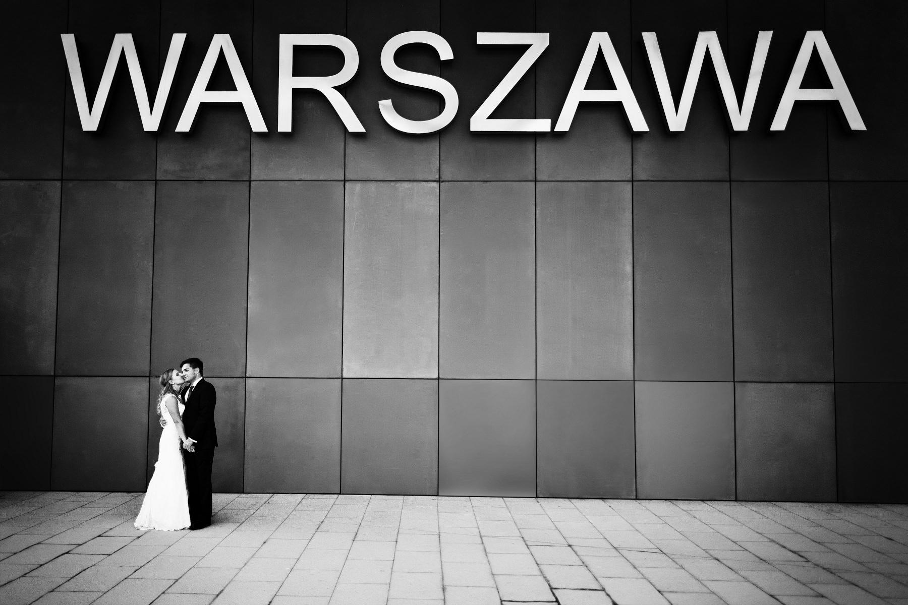 Było ślubnie, jest plenerowo :) Ola i Łukasz.