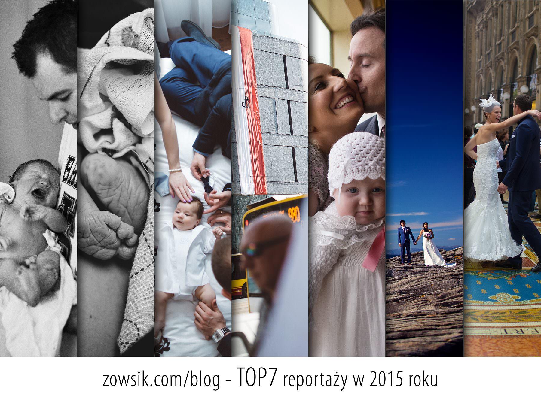 2015 rok. TOP7.