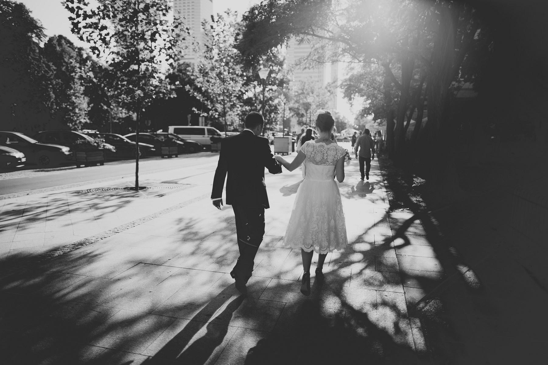 Iza & Arek | Fotografia ślubna Warszawa | Reportaż
