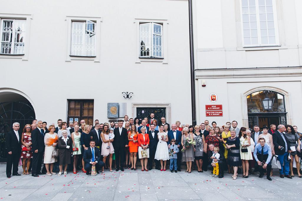 Iza & Arek | Fotografia ślubna Warszawa | Reportaż 79