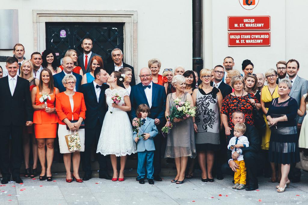 Iza & Arek | Fotografia ślubna Warszawa | Reportaż 80