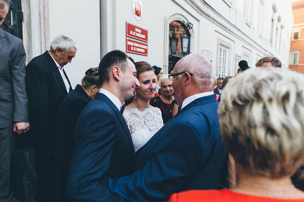 Iza & Arek | Fotografia ślubna Warszawa | Reportaż 81