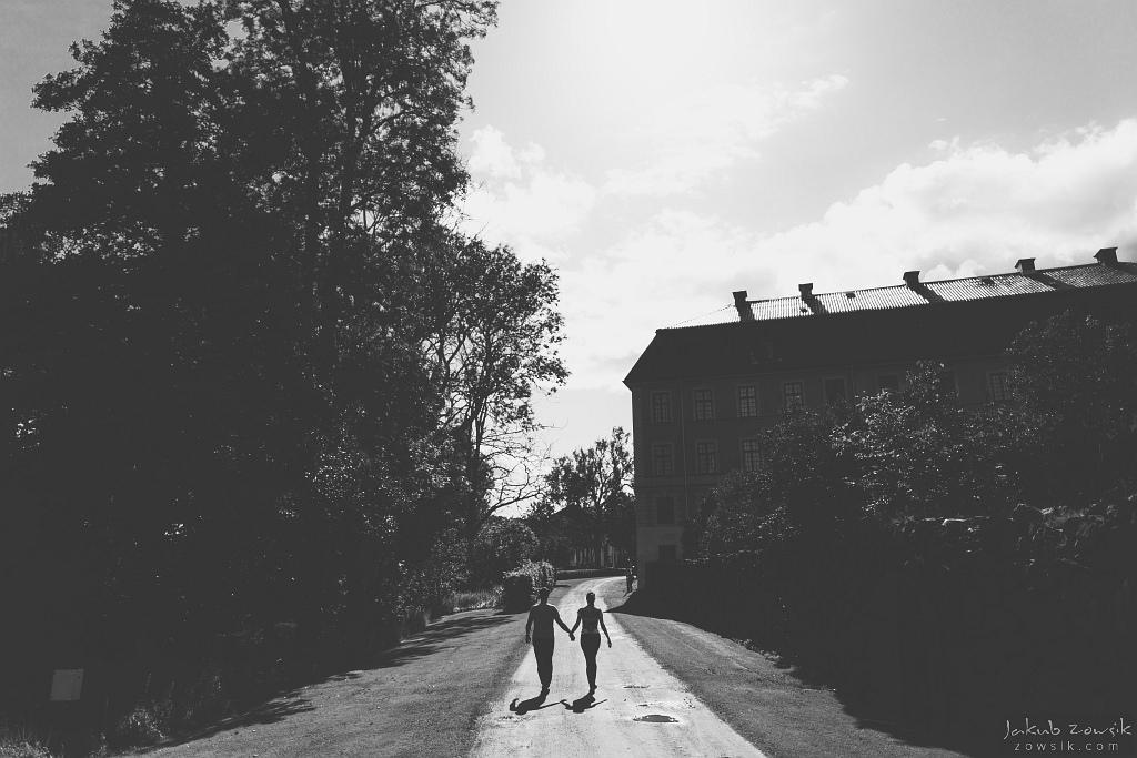 Agnieszka & Elias, reportaż ze ślubu | Nynäs Slott, Sztokholm, Szwecja 4