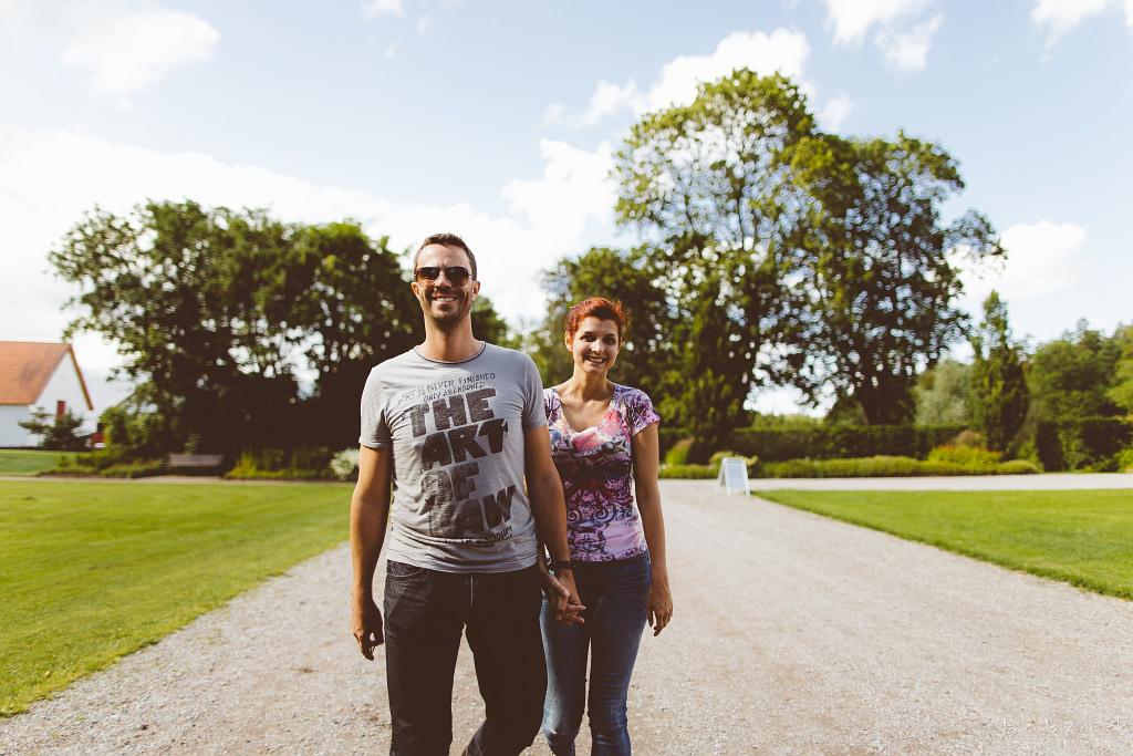 Agnieszka & Elias, reportaż ze ślubu | Nynäs Slott, Sztokholm, Szwecja 6