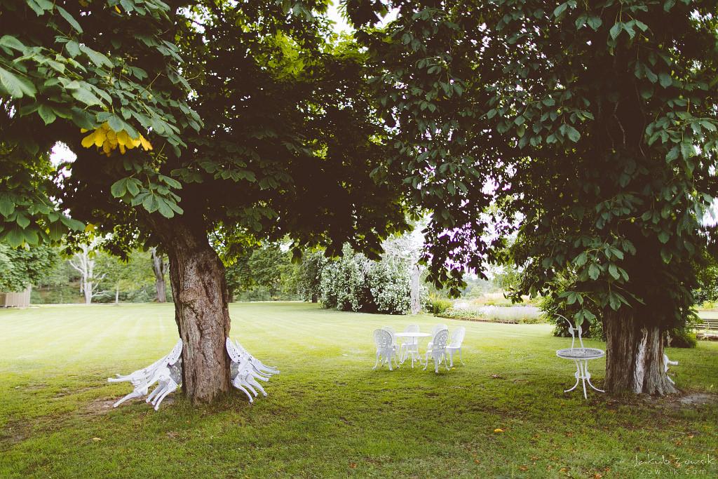 Agnieszka & Elias, reportaż ze ślubu | Nynäs Slott, Sztokholm, Szwecja 9