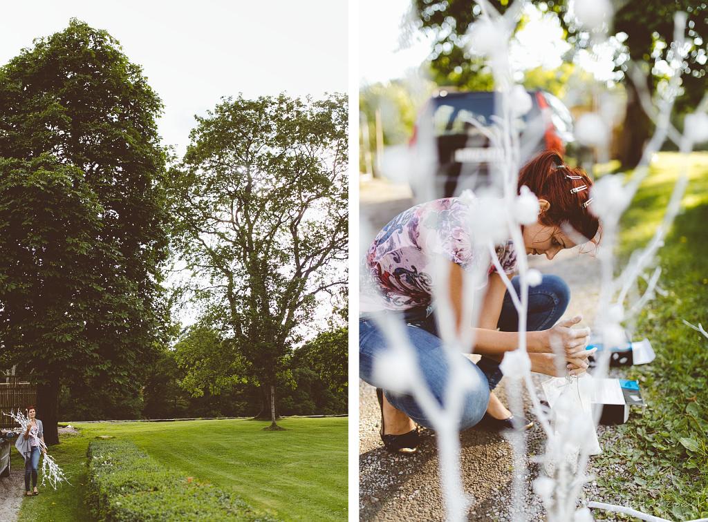 Agnieszka & Elias, reportaż ze ślubu | Nynäs Slott, Sztokholm, Szwecja 11