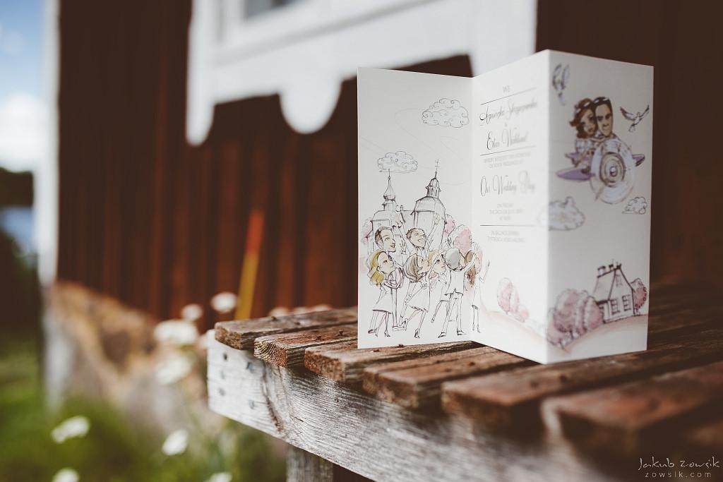 Agnieszka & Elias, reportaż ze ślubu | Nynäs Slott, Sztokholm, Szwecja 32
