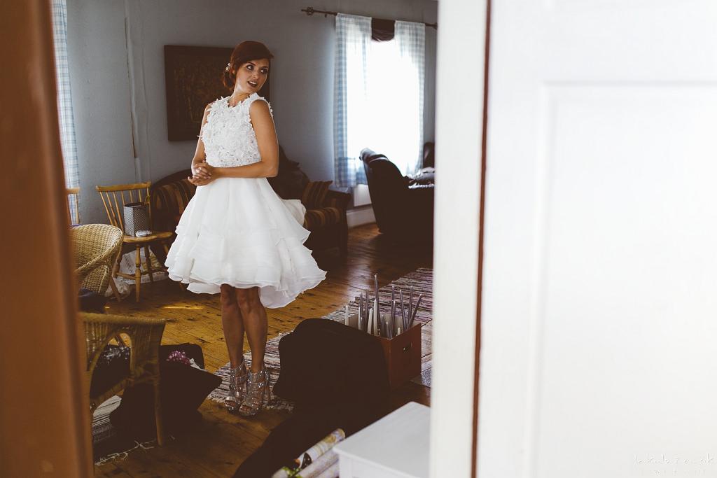 Agnieszka & Elias, reportaż ze ślubu | Nynäs Slott, Sztokholm, Szwecja 36