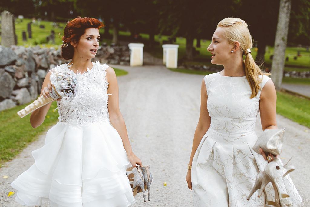 Agnieszka & Elias, reportaż ze ślubu | Nynäs Slott, Sztokholm, Szwecja 39