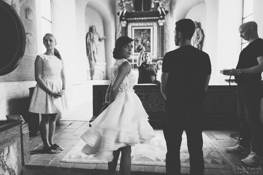 Agnieszka & Elias, reportaż ze ślubu | Nynäs Slott, Sztokholm, Szwecja 43
