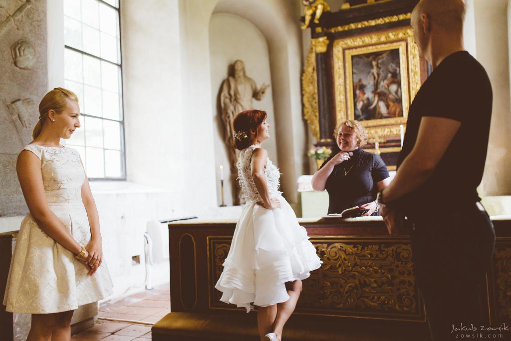 Agnieszka & Elias, reportaż ze ślubu | Nynäs Slott, Sztokholm, Szwecja 44