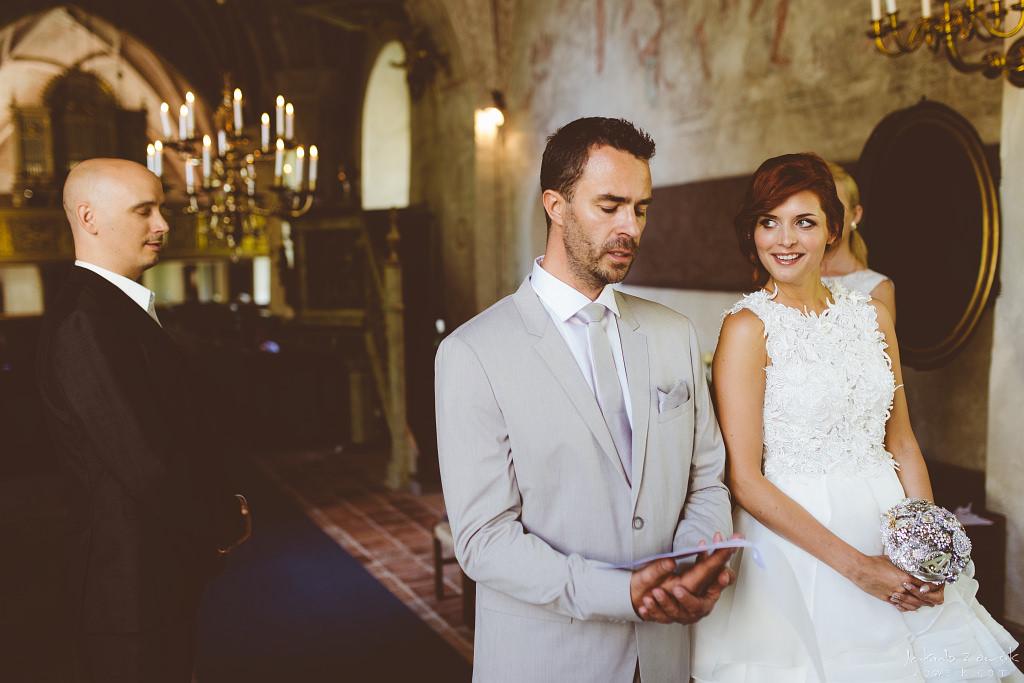 Agnieszka & Elias, reportaż ze ślubu | Nynäs Slott, Sztokholm, Szwecja 54