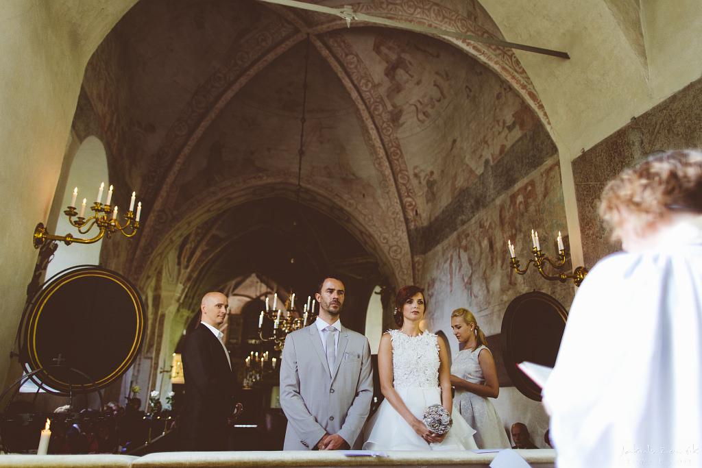 Agnieszka & Elias, reportaż ze ślubu | Nynäs Slott, Sztokholm, Szwecja 55