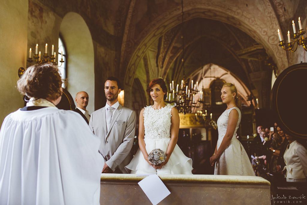 Agnieszka & Elias, reportaż ze ślubu | Nynäs Slott, Sztokholm, Szwecja 58