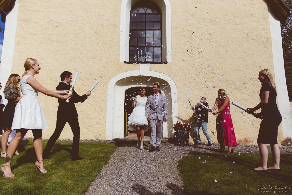 Agnieszka & Elias, reportaż ze ślubu | Nynäs Slott, Sztokholm, Szwecja 72