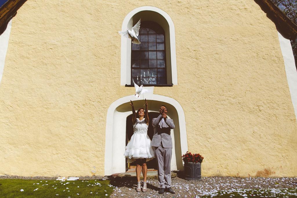 Agnieszka & Elias, reportaż ze ślubu | Nynäs Slott, Sztokholm, Szwecja 73