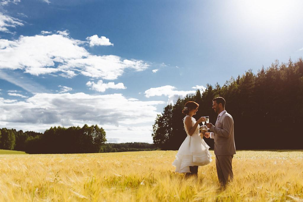 Agnieszka & Elias, reportaż ze ślubu | Nynäs Slott, Sztokholm, Szwecja 78