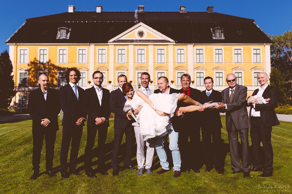 Agnieszka & Elias, reportaż ze ślubu | Nynäs Slott, Sztokholm, Szwecja 85